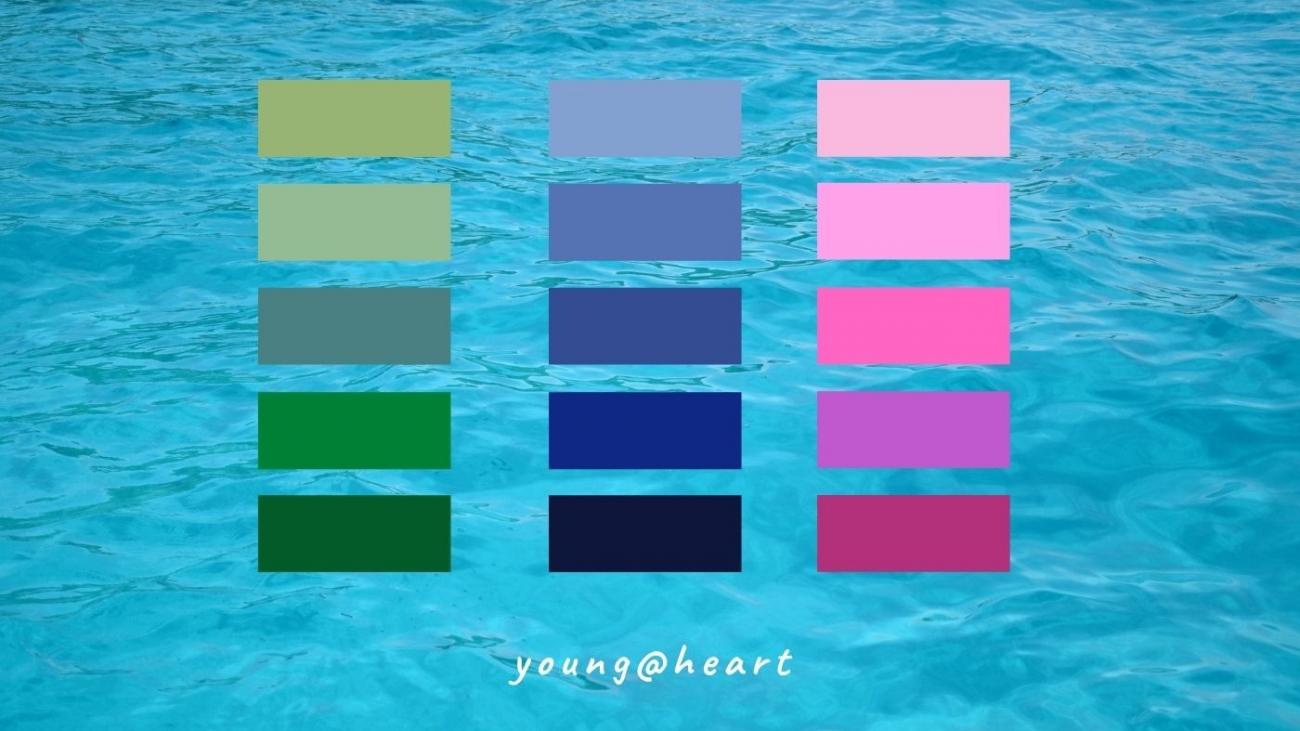 kalte farben